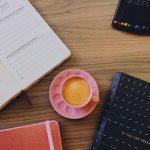 escrita, alimentação e autoconhecimento