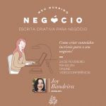 Oficina de escrita criativa para negócios para mulheres